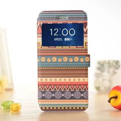 Color tribal pattern iphone 6 case,..