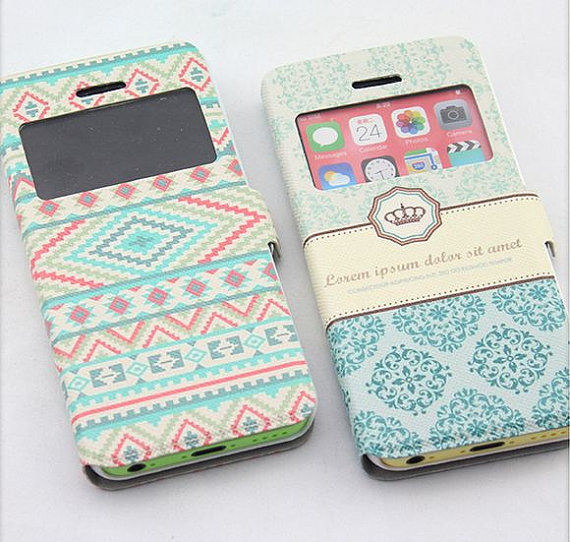 Unique Geometry IPhone 5c Cover  10396e19c7