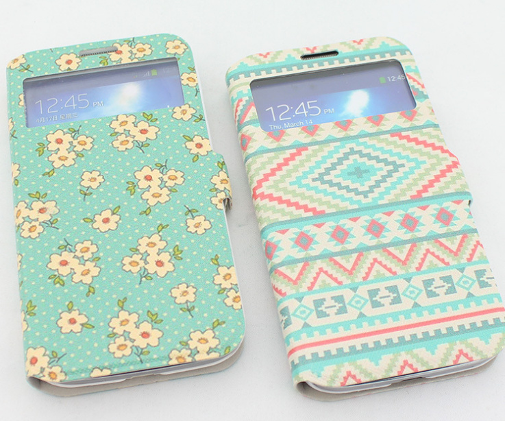 huge selection of a8946 e35b1 Flower Printing Samsung Galaxy S4 Floral Case Unique Samsung S4 Phone Case,  Floral Samsung S4 Galaxy Case, Samsung S4 Flip Case, Flower Samsung S4 ...