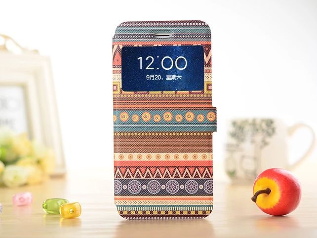 Color tribal pattern iphone 6 case, unique iphone 6 tribal case, iphone 6 plus tribal cover, iphone 6 plus flip case, iphone 6 plus otter box